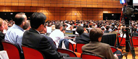 An image of business conference meeting